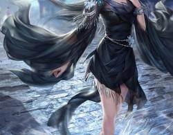 斗破苍穹小说五大人气女主角人物图,总有你喜欢的!