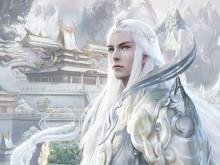 《遮天》神王姜太虚人物插图,玄幻小说人物动态壁纸