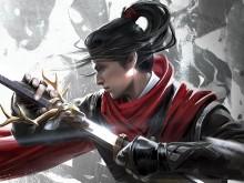 流星蝴蝶剑:唐刀出鞘版本壁纸背景!